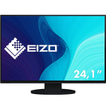 "EIZO FlexScan EV2495-BK computer monitor 61.2 cm (24.1"") 1920 x 1200 pixels WUXGA LED Black"