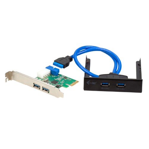 i-tec Extension Kit PCI-Express card USB 3.0