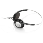 Philips LFH2236 Circumaural Head-band Black