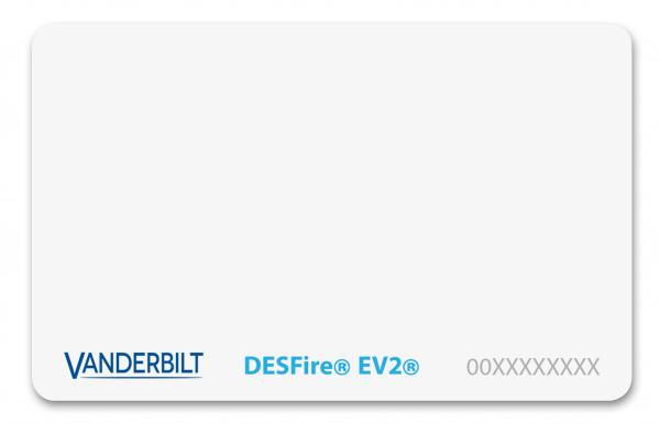 Vanderbilt EV10C1 access control reader accessory Cards