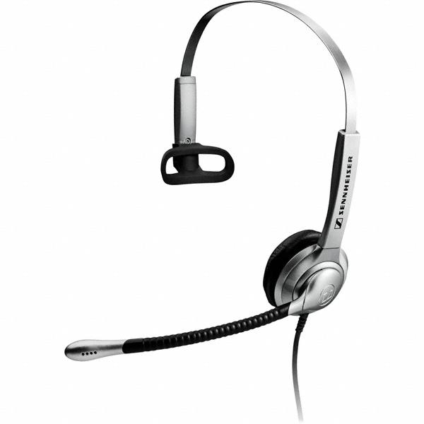 Sennheiser SH 330 Monaural Head-band Silver headset