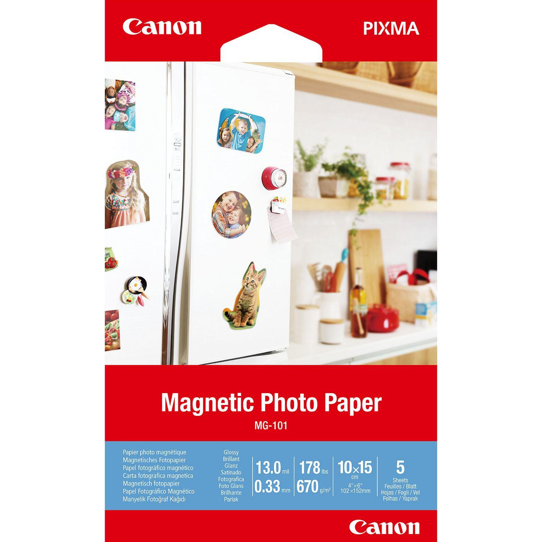 Canon 3634C002 papel fotográfico Blanco