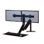 Fellowes 0009801 desktop sit-stand workplace