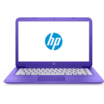 "HP Stream 14-cb008na Violet Notebook 35.6 cm (14"") 1366 x 768 pixels Intel® Celeron® N3060 4 GB DDR3L-SDRAM 32 GB Flash"