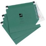 Q-CONNECT KF01184 folder A4 Green