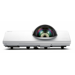 Hitachi CP-CX301WN Desktop projector 3100ANSI lumens 3LCD XGA (1024x768) 3D White data projector