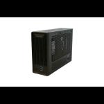 VisionTek Thunderbolt 3 eGFX Black Aluminum 1