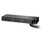 APC AP6038A power distribution unit (PDU) 0U/1U Black 3 AC outlet(s)