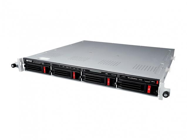 Buffalo TeraStation WS5420RN Ethernet LAN Rack (1U) Black NAS