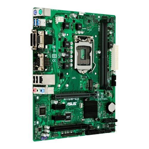 ASUS H110M-C2 Intel® H110 LGA 1151 (Socket H4) Micro ATX motherboard
