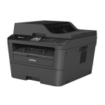 Brother MFC-L2740DW A4 Mono Laser Multifunction. 30ppm Mono, 2400 x 600 dpi, 64MB Memory,1 Year Warranty