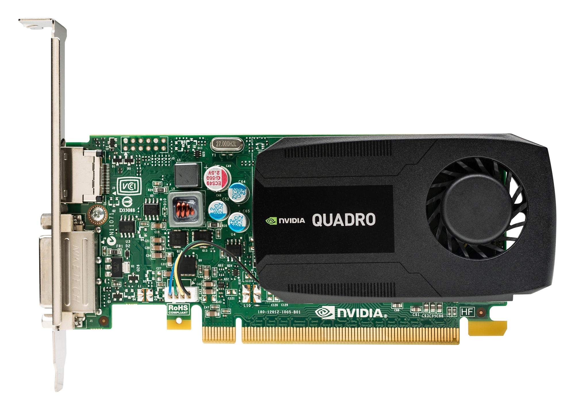 HP NVIDIA Quadro K420 2GB Graphics Card