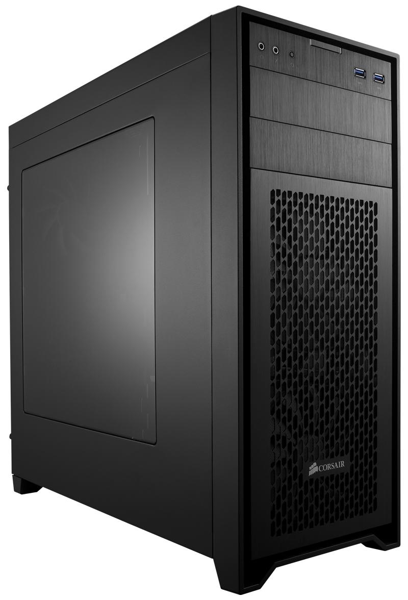 Corsair Obsidian 450D Midi-Tower Black computer case
