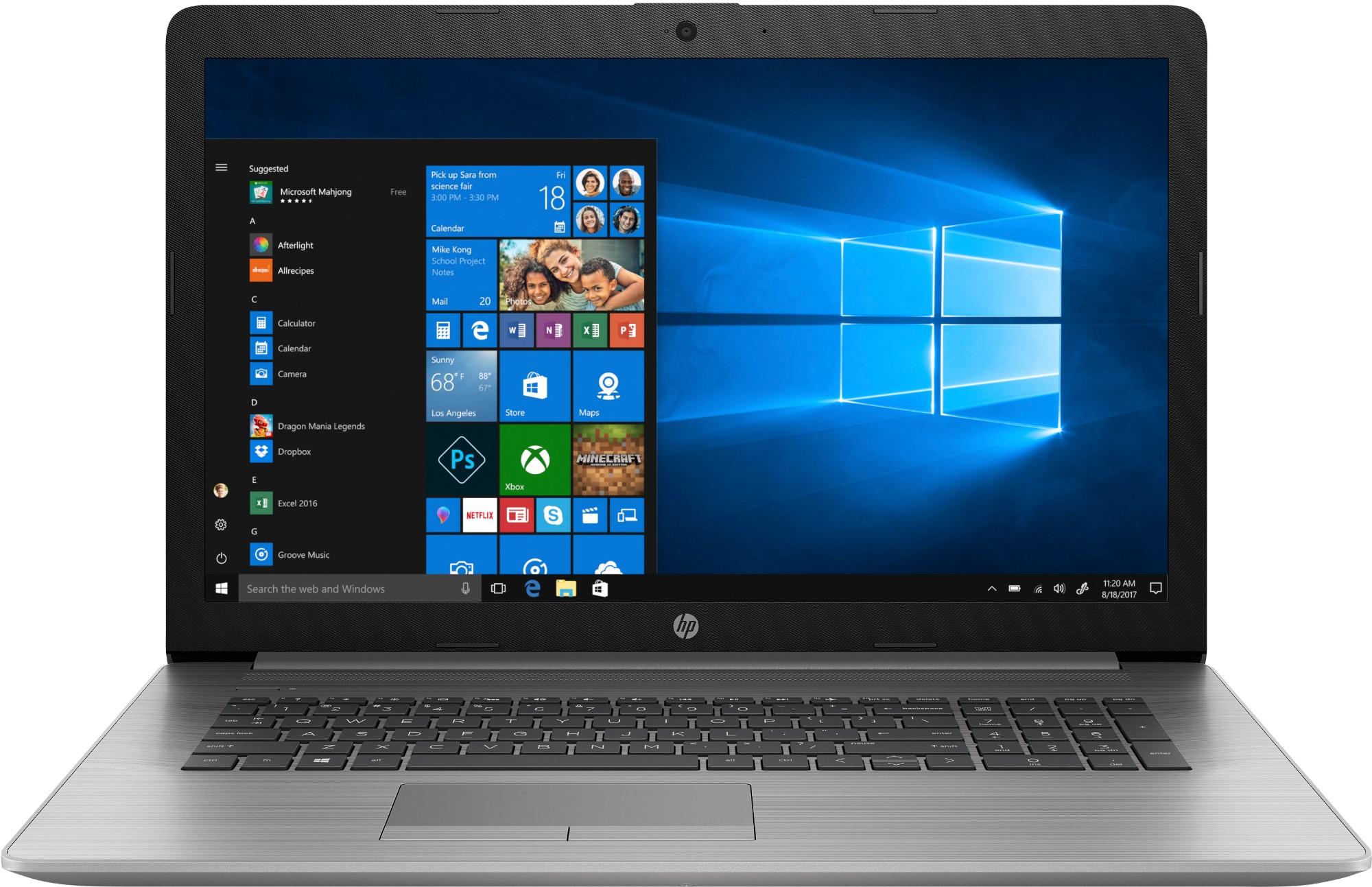 HP 470 G7 Grey Notebook 43.9 cm (17.3