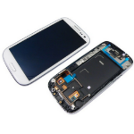 Samsung Mea Front Octa LCD White