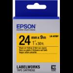 Epson LK-6YBP labelprinter-tape