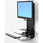 Ergotron 61-080-085 flat panel wall mount