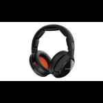 Steelseries Siberia 800 Binaural Head-band Black headset