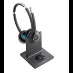 Cisco 562 Headset Head-band Black, Grey
