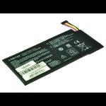 2-Power Tablet Battery 3.7V 4325mAh Li-Polymer Laptop Battery