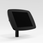 Bouncepad Static 60 | Apple iPad 7th Gen 10.2 (2019) | Black | Covered Front Camera and Home Button |