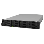 Synology RXD1215sas disk array Zwart