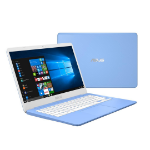 "ASUS E406MA-BV211TS Blue Notebook 35.6 cm (14"") 1366 x 768 pixels 1.10 GHz Intel® Celeron® N4000"