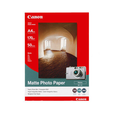 Canon MP-101 papel fotográfico