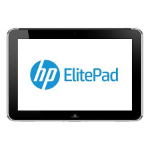 HP ElitePad 900 G1 64GB 3G Silver