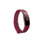 Fitbit Inspire Wristband activity tracker Burgundy OLED
