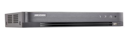 Hikvision Digital Technology DS-7204HQHI-K1 digital video recorder (DVR) Black
