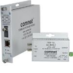 ComNet 10/100 Mbps Ethernet 1310nm network media converter 100 Mbit/s Multi-mode Silver