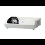 Panasonic PT-TX350 data projector 3200 ANSI lumens LCD XGA (1024x768) Desktop projector White
