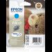 Epson Teddybear Cartucho T0612 cian (etiqueta RF)