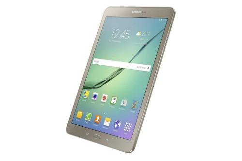 """Samsung Galaxy Tab S2 SM-T819N 24.6 cm (9.68"""") Qualcomm Snapdragon 3 GB 32 GB Wi-Fi 5 (802.11ac) 4G Gold Android"""