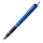 Zebra 0.5 mm Delguard Mechanical Pencil Blue PK1