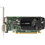HP NVIDIA Quadro K620 2GB Graphics Card Quadro K620 2GB GDDR3