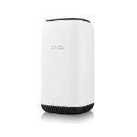 Zyxel NR5101 wireless router Gigabit Ethernet Dual-band (2.4 GHz / 5 GHz) 3G 4G 5G White