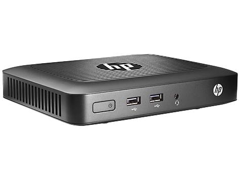 HP t420 Thin Client 1GHz GX-209JA 740g Black