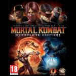 Warner Bros Mortal Kombat Komplete Edition Basic+DLC PC English video game