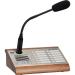 Axis 01208-001 micrófono Micrófono para conferencias Negro, Marrón, Gris
