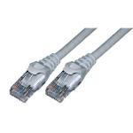 MCL CAT 6 U/UTP 5m cable de red Cat6 U/UTP (UTP) Gris