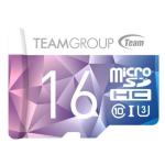 Team Group Colour Card II Micro SDHC UHS-1 U3 16G 90/45 R/W