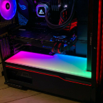 Gorilla Gaming Addressable RGB LIGHT BOX FOR PHANTEKS EVOLV X