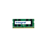 Integral 16GB Laptop RAM Module DDR4 2400MHZ UNBUFFERED SODIMM EQV. TO CT16G4SFD824A FOR CRUCIAL memory module 1 x 16 GB