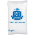 TATE & LYLE Tate&Lyle Granulated Sugar 2kg 412079