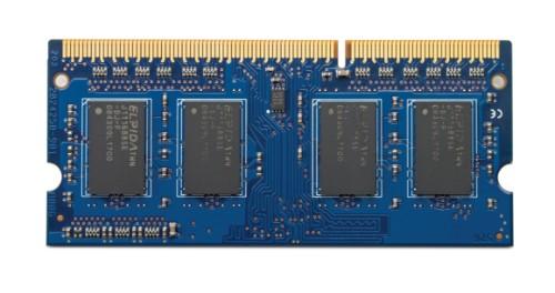 HP 2GB DDR3-1600 memory module 1600 MHz