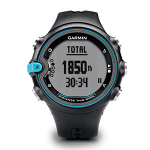 Garmin Swim Black,Blue sport watch