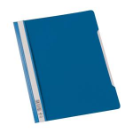 Durable CLEAR VIEW FOLDER 2570 A4 Blue report cover
