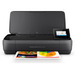 HP OfficeJet 250 Mobile AiO 4800 x 1200DPI Thermal Inkjet A4 10ppm Wi-Fi